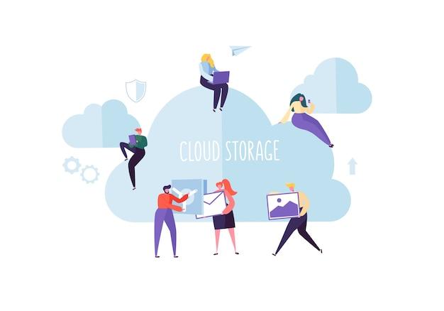Cloud-speichertechnologie