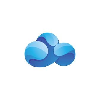 Cloud-technologie-logo