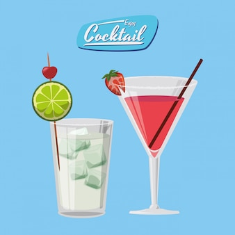 Cocktail-design