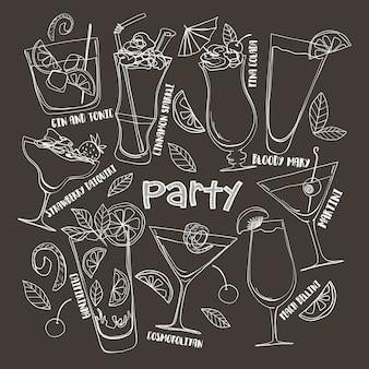 Cocktails und getränke