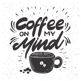 Coffe zitat