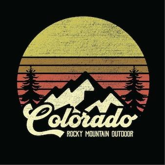 Colorado berg