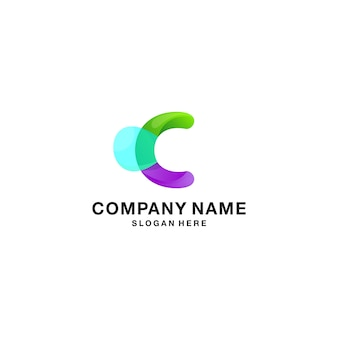 Colorfull c-logo