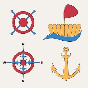 Columbus-symbolpaket