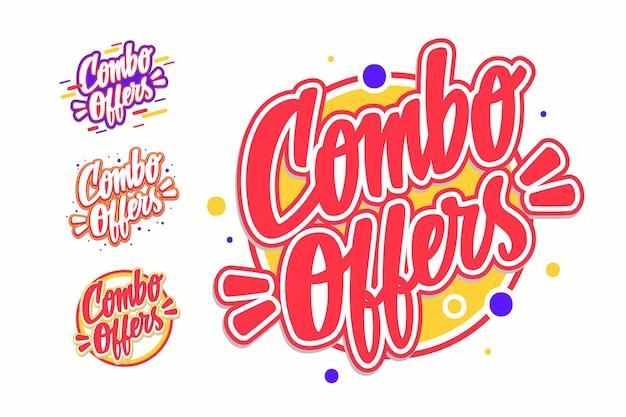 Combo bietet etikettensammlung an