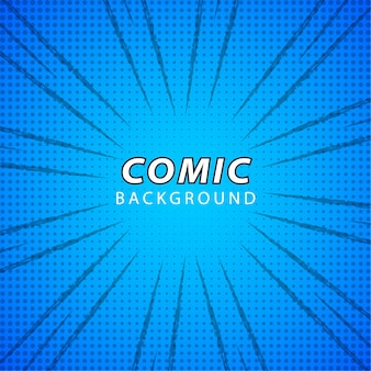 Comic-hintergrund