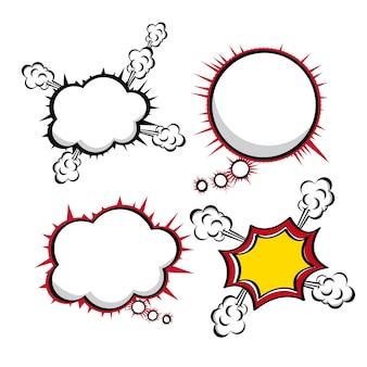 Comic-symbole