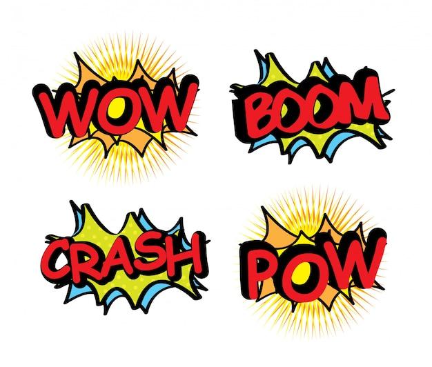 Comics-symbole