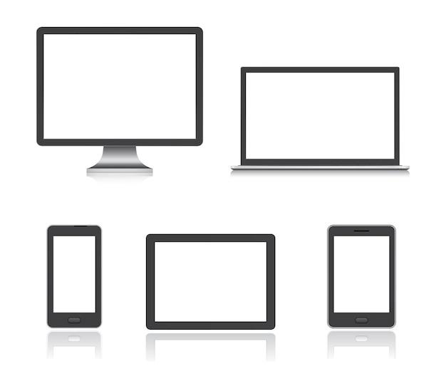 Computer-gadget-gerätesatz