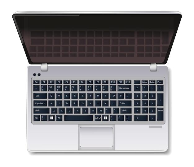 Computer-laptop-modell