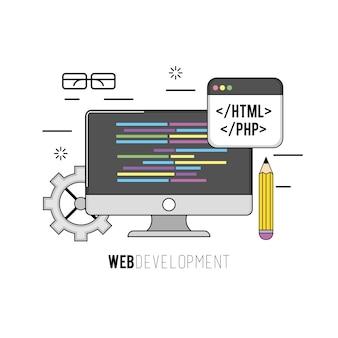 Computer mit programmcode-softwaredaten