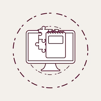 Computer-monitor-symbol