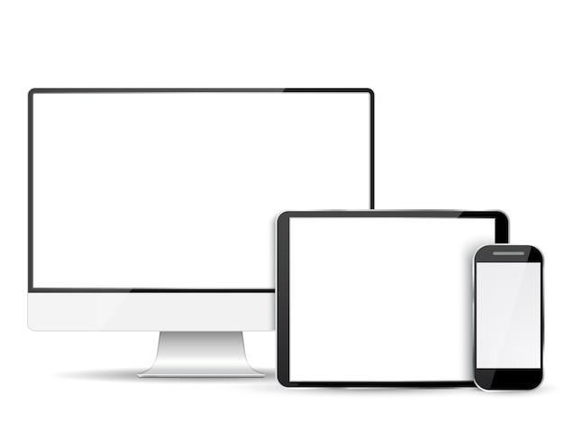 Computermonitor, tablet und handy einstellen
