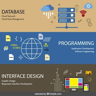 Computing-banner packen
