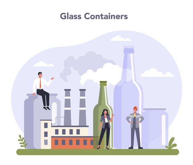 Container- und verpackungsindustrie