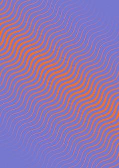 Coole cover-vorlage. minimaler trendiger vektor mit halbtonverläufen. geometrische coole cover-vorlage für flyer, poster, broschüren und einladungen. minimalistische bunte formen. abstrakte abbildung.