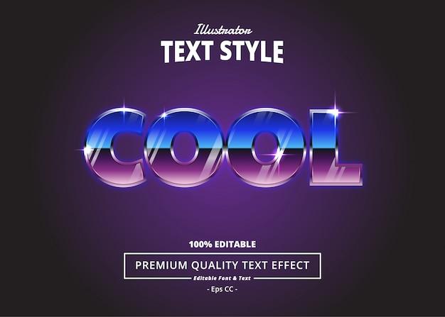 Cooler texteffekt