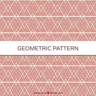 Cooler und minimalistischer geometrischer musterhintergrund