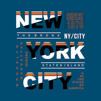 Cooles bild new york city-designs