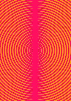 Cooles cover-vorlagenset. minimaler trendiger vektor mit halbtonverläufen. geometrische coole cover-vorlage für flyer, poster, broschüren und einladungen. minimalistische bunte formen. abstrakte abbildung.