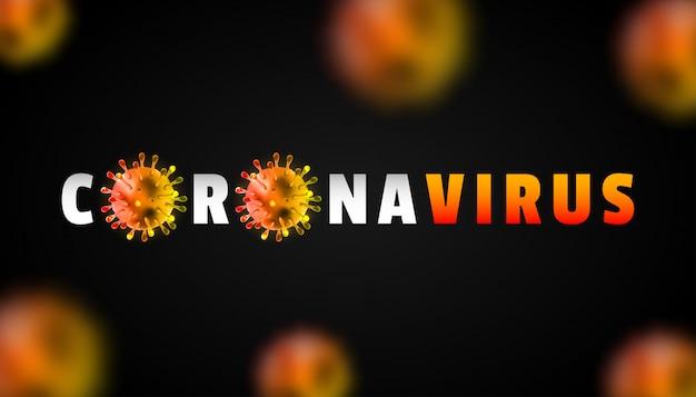 Corona-virus 2020. wuhan-virus-krankheit. coronavirus-ausbruch und coronaviren-influenza-hintergrund. coronavirus 2019-ncov.