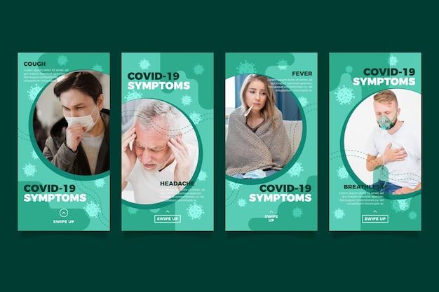 Coronavirus instagram geschichten