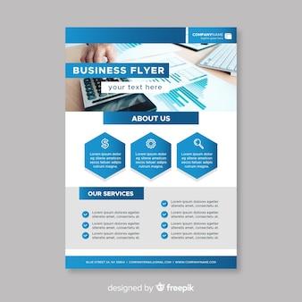 Corporate broschüre vorlage
