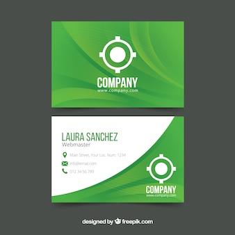 Corporate grüne karte