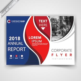Corporate horizontale flyer
