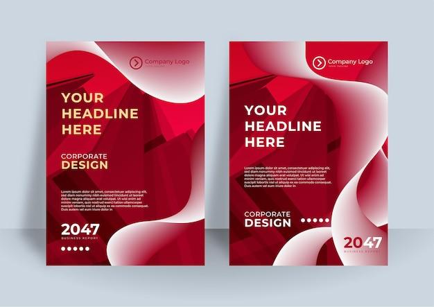 Corporate identity abdeckung business-vektor-design, flyer broschüre werbung abstrakten hintergrund, broschüre moderne poster magazin layout vorlage, jahresbericht für die präsentation