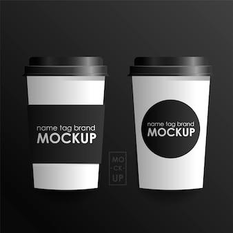 Corporate identity designvorlagensatz
