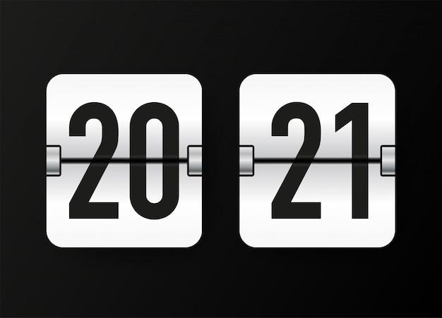 Countdown-timer. uhrzähler.