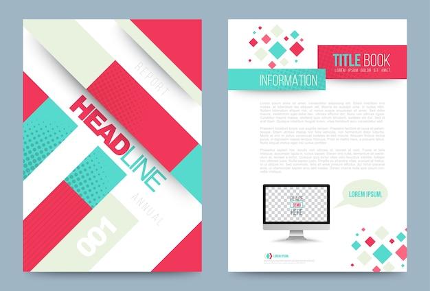 Cover-design-vorlage