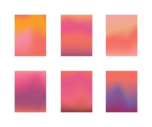 Cover-design. vorlagen für broschüren, flyer, banner. abstrakter hintergrund der vektorillustration.