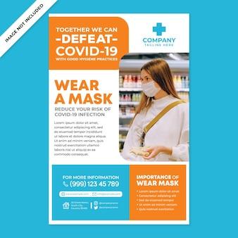 Covid19-plakatkampagne
