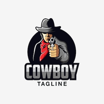 Cowboy-logo-design
