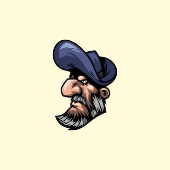 Cowboy-mann