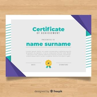 Creative-zertifikatvorlage