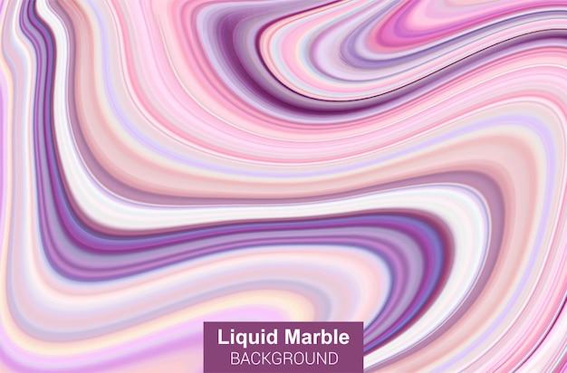 Cremiger flüssiger marmorhintergrund. textur. schönes abstraktes design.
