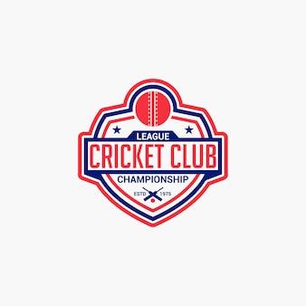 Cricket club abzeichen
