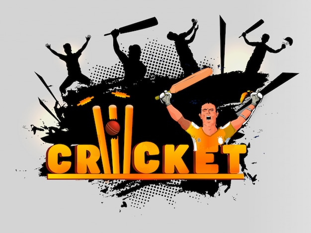 Cricket-hintergrund.