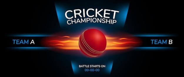 Cricket hintergrund