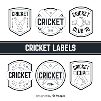 Cricket-label-paket