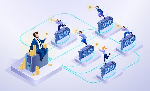 Cryptocurrency mining und globalisierung.