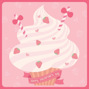 Cupcakes-valentinstag