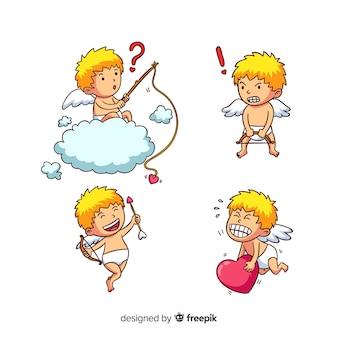 Cupid-charaktersammlung