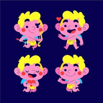 Cupid charaktersammlung