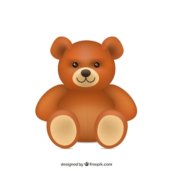 Cute teddybär