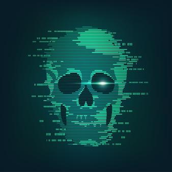 Cyber attacke