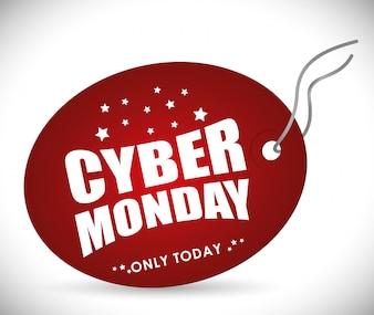Cyber Monday E-Commerce-Design